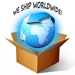 We Can Ship Anywhere!