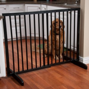 We Love Our 4-Legged Friends, but Don't Make Small Indoor Gates