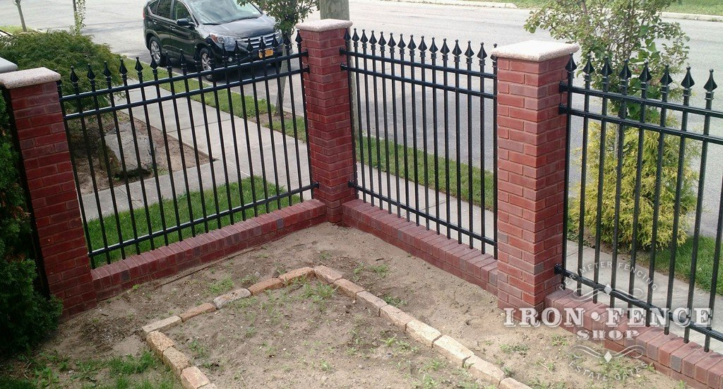 A Testimonial From Brooklyn Ny Iron Fence Shop Blog