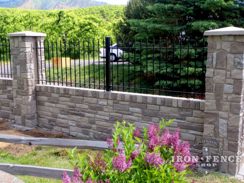 Wrought Iron Gates: Which Iron Or Aluminum Fence Height Is Best For My Project