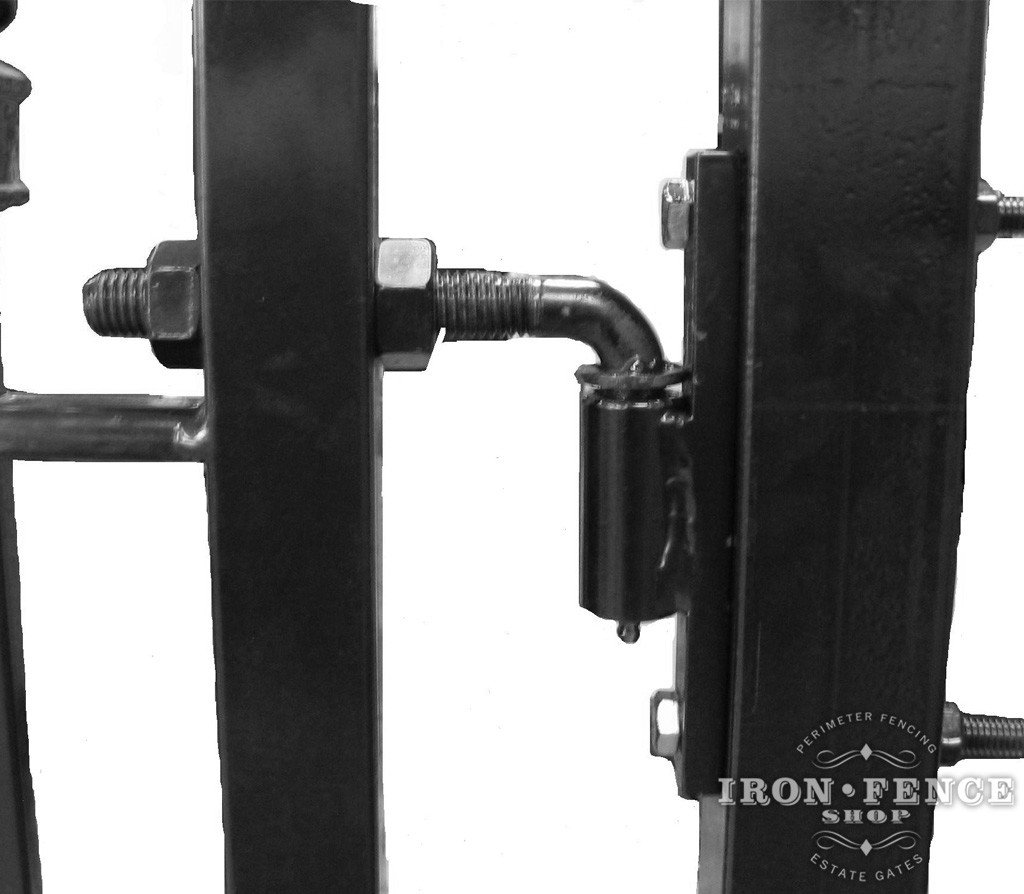 Standard J-Bolt Hinge Installation